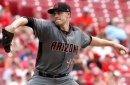 D-backs pound Reds behind Lamb's 2 homers, Corbin's solid start on short notice