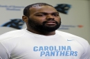 Panthers release concussed tackle Oher after failed physical The Associated Press