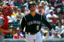 """What is wrong with Carlos Gonzalez? Frustration is mounting, but the Rockies' slugger is """"just trying to be me"""""""