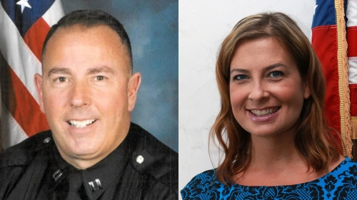District Attorney's Office twice investigated potential domestic violence between Los Alamitos police captain and Westminster city clerk found dead in Seal Beach, no charges were filed