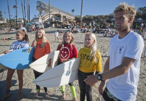 U.S. Open of Surfing: Stoke-O-Rama with Gudauskas brothers brings stoke to Huntington Beach