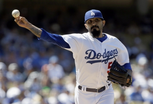 Dodgers Notes: Struggling reliever Sergio Romo is designated for assignment