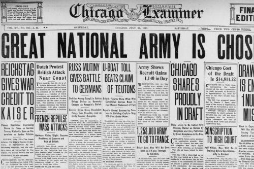 Sox Century: July 20, 1917