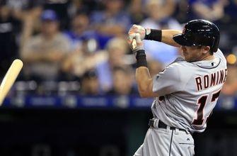 Royals rout Tigers 16-4, set season highs for runs and hits (Jul 20, 2017)