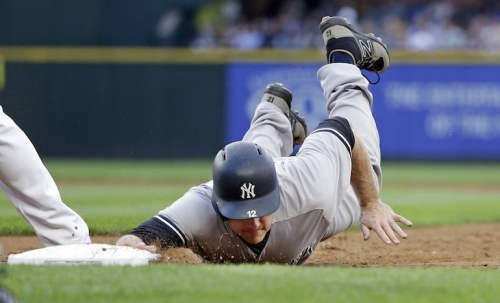 Yankees' Luis Severino outduels Felix Hernandez in 4-1 win   Rapid reaction