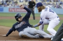 Braves end Dodgers' 11-game winning streak with 6-3 victory (Jul 20, 2017)