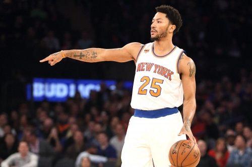 Derrick Rose is Cavaliers' desperate attempt to save offseason
