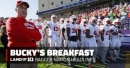 Notable changes from Wisconsin's updated roster, Badgers chasing 4-star OL, Ethan Happ keeps shooting