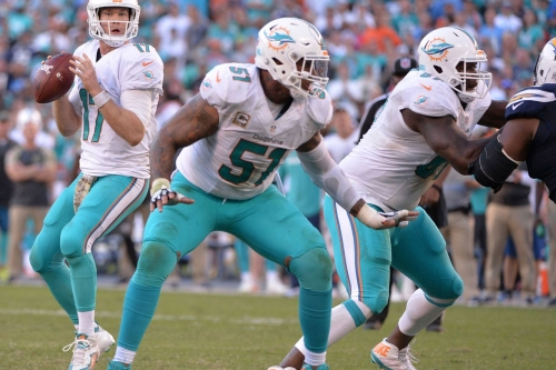 AFC East Position Power Rankings: Offensive Line