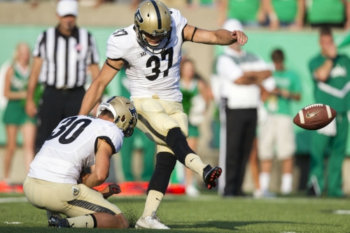 43 Days to Purdue Football: Myles Homan