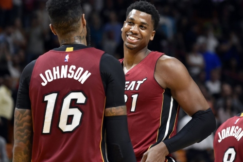 Miami Heat's NBA 2K18 player ratings watch is on