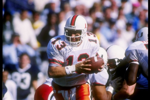 #FlashbackFriday 1992 #1 Miami 16, #8 Syracuse 10