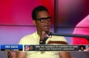 Eric Davis discusses if Colin Kaepernick needed to apologize to Michael Vick | THE HERD