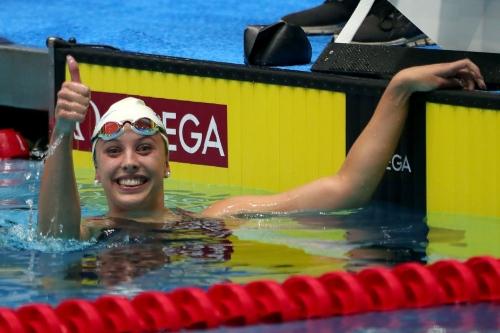 Cal Bears at 2017 FINA World Aquatics Championship Swimming