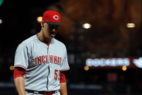 Reds look to rookie pitchers who've struggled as 2017 season winds down
