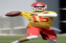 Chiefs sign QB Patrick Mahomes to 4-year rookie contract The Associated Press