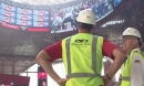Falcons new stadium says Broncos will beat Colts 34-20