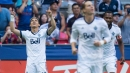 Whitecaps looking for third straight victory as rival Timbers visit