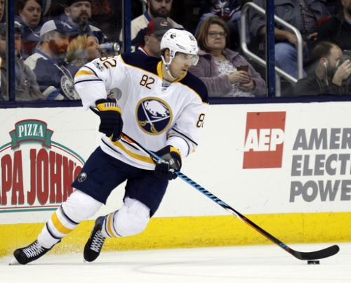 The leap left behind, Marcus Foligno seeks more in Minnesota The Associated Press