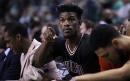 Boston Celtics' Jaylen Brown posts photos of himself playing against star Jimmy Butler
