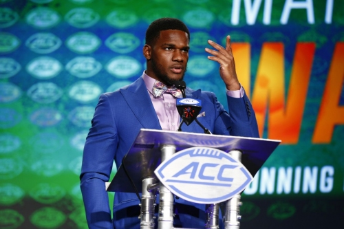 Miami Hurricanes Football: RB Mark Walton named to Walter Camp Award watch list