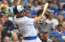 Ryan Braun out for third straight game as Brewers take on Phillies