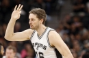 Report: Pau Gasol signs three-year deal with the Spurs