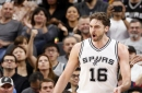 Pau Gasol signs three-year deal with the Spurs