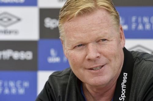 Everton manager Ronald Koeman targets big win at Goodison