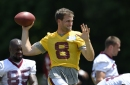 Steward: Can we table Kirk Cousins chatter and focus on 49ers quarterbacks that are here?
