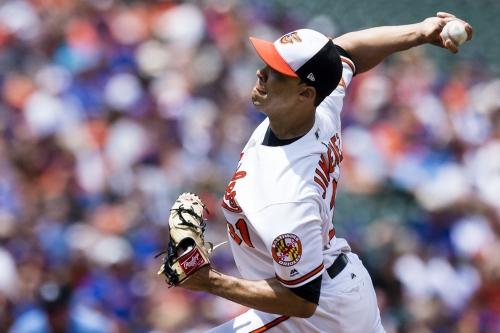 Friday night Orioles game thread: vs. Astros, 7:05