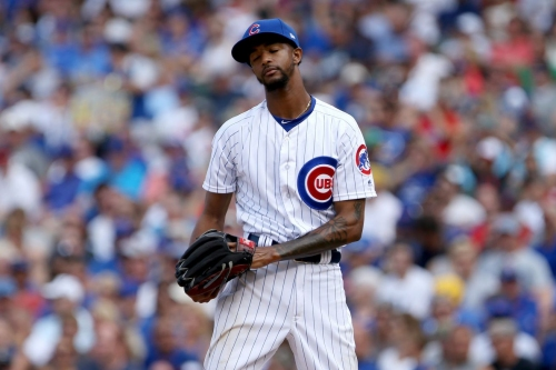 Cardinals 11, Cubs 4: Lost, one strike zone. If found, return to Cubs bullpen
