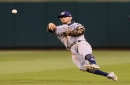 Eric Sogard, Wily Peralta join Brewers for Phillies series