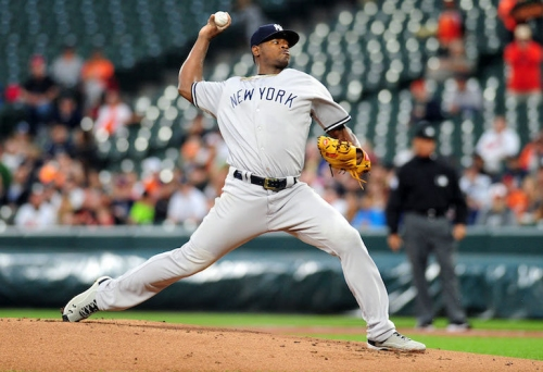 Yankees' Luis Severino gives secret to new title as hardest-throwing starter