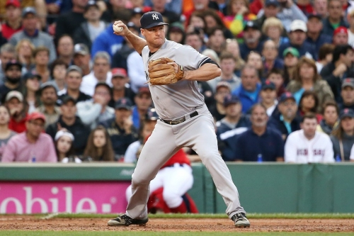Yankees may still trade for another first baseman before deadlin