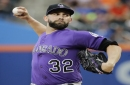 Tyler Chatwood now in wait-and-see mode for Rockies after tip-top simulated game