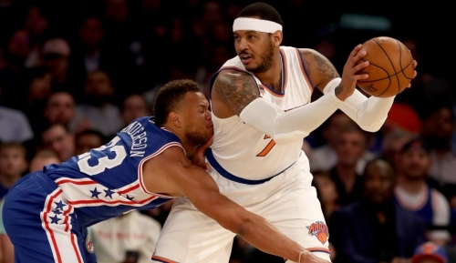 NBA Trade Rumors: Carmelo Anthony Could Be Headed To Cleveland In Deal For Kyrie Irving
