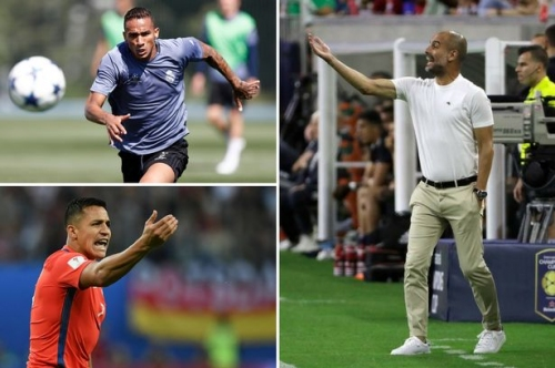 Man City news and transfer rumours LIVE Danilo and Alexis Sanchez updates
