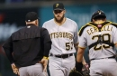 Trevor Williams settles in after rough first inning as the Pirates make it six wins in a row