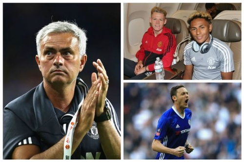 Manchester United boss Jose Mourinho faces a big challenge