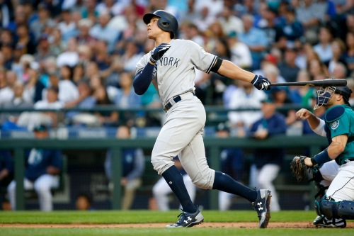 Aaron Judge crushes homer that may have broken Statcast