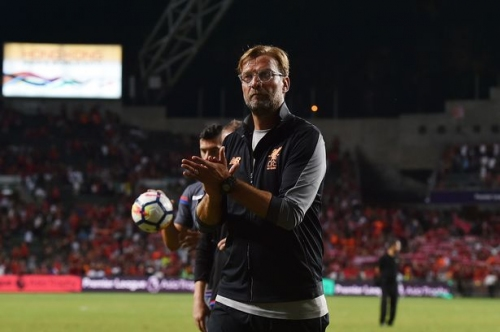 Here's what Liverpool are up to on the final day of their Hong Kong tour