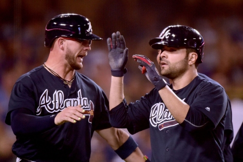 Jaime Garcia's grand night leads Braves to big win over Dodgers