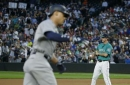 Judge nearly leaves yard in Yankees' 5-1 win over Mariners (Jul 21, 2017)