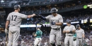 Judge's long home run, strong pitching carry Yankees over Seattle