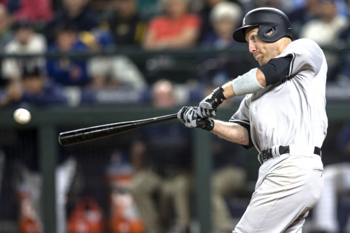The Yankees won't let Todd Frazier wear number he wants