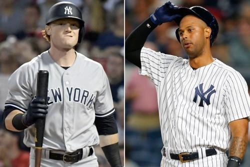 Yankees will 'send Clint Frazier out' when Hicks returns