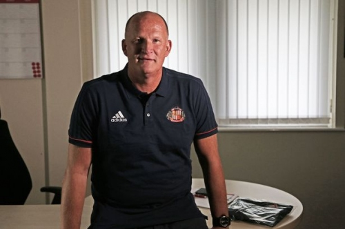 Simon Grayson convinced Sunderland's fortunes can be turned round - and he is the man to do it