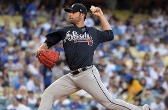 Braves LIVE To Go: With bat, arm Jaime Garcia fuels blowout win in L.A.