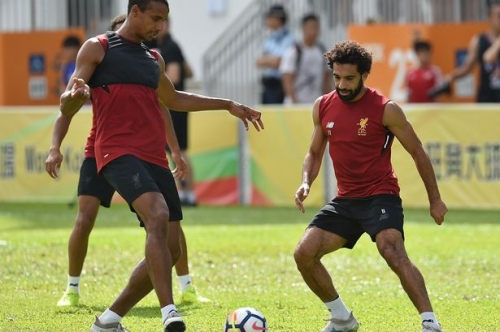 Joel Matip on why Premier League defenders will have their work cut out with Mohamed Salah